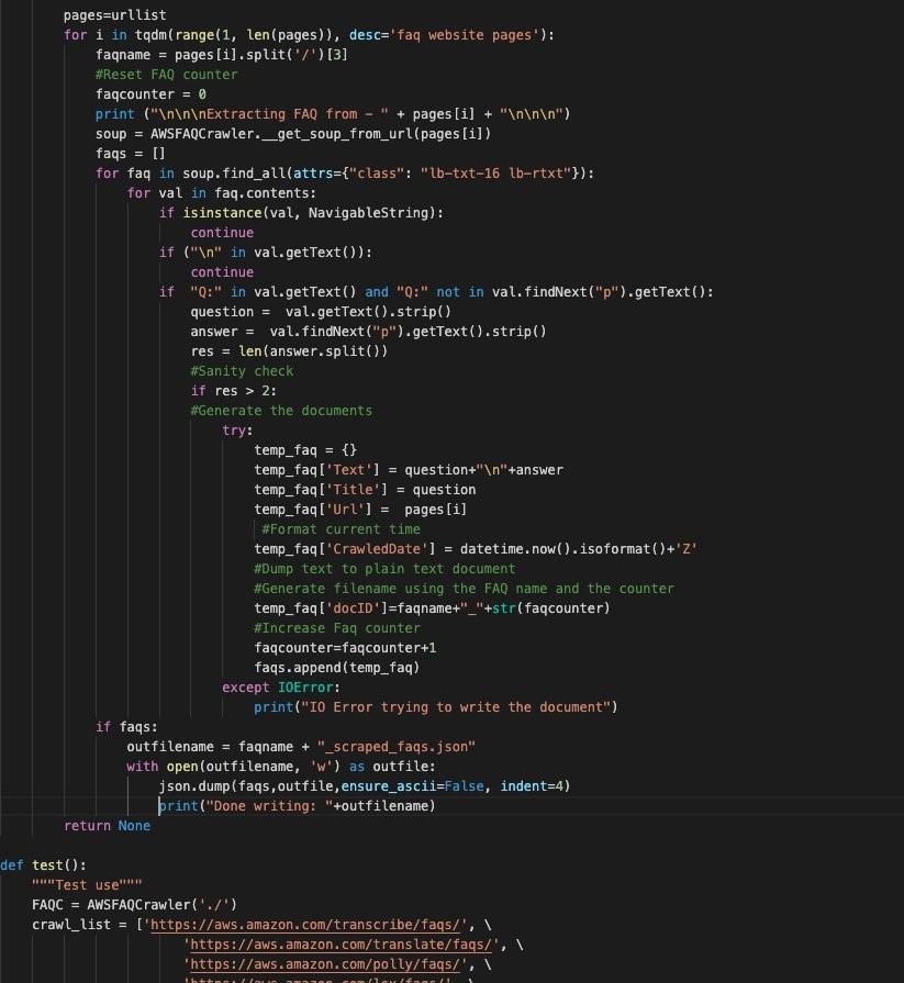 Adding custom data sources to Amazon Kendra 1