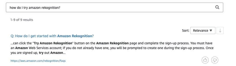 Adding custom data sources to Amazon Kendra 10