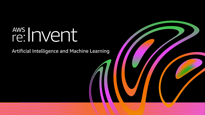 Artificial intelligence and machine learning continues at AWS re:Invent