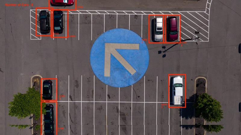 19 Parking Lot