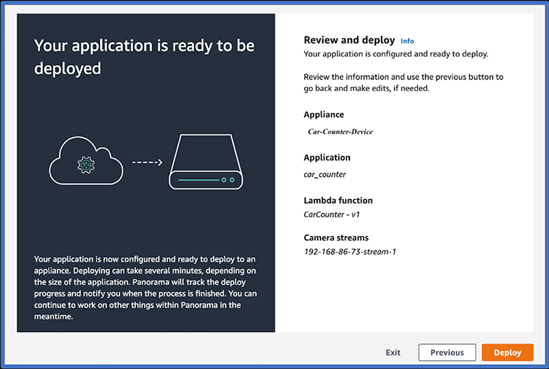App Ready to Deploy
