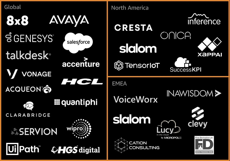 We are excited to have all these new partners join