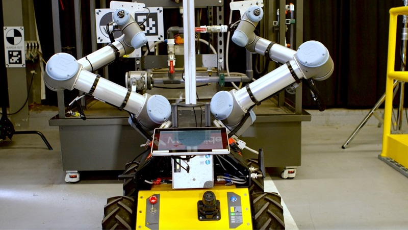 Ripley is a Clearpath Robotics Husky equipped with two Universal Robotics UR5 arms.