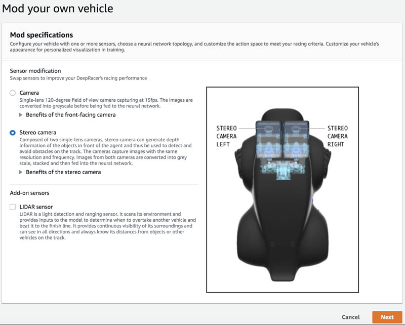 Mod your own vehicle