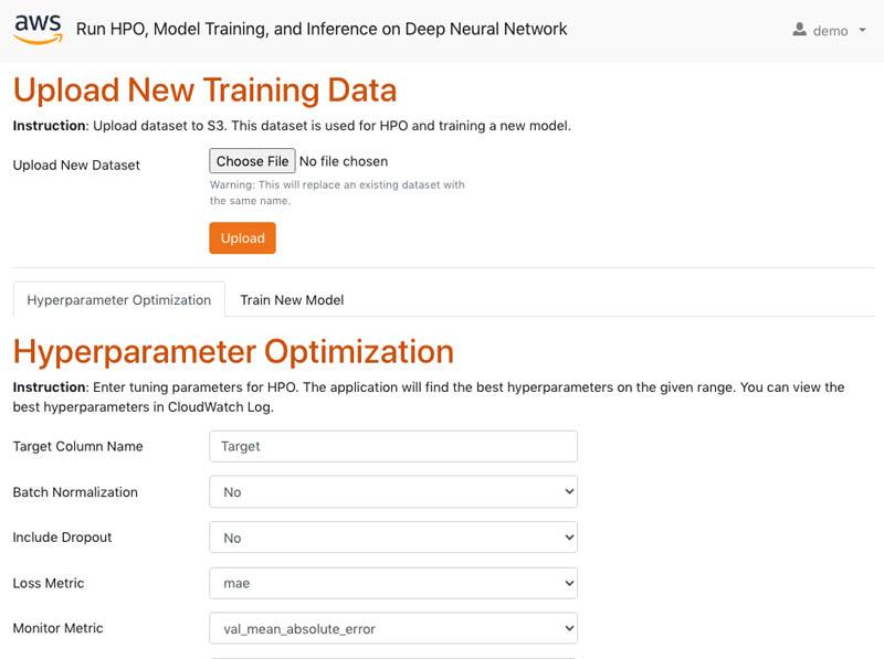 6 Upload New Training Data