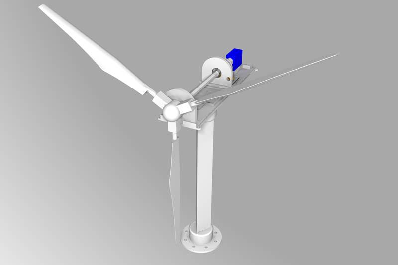 3 Turbine CAD