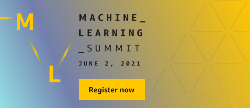 Your Guide to the AWS Machine Learning Summit
