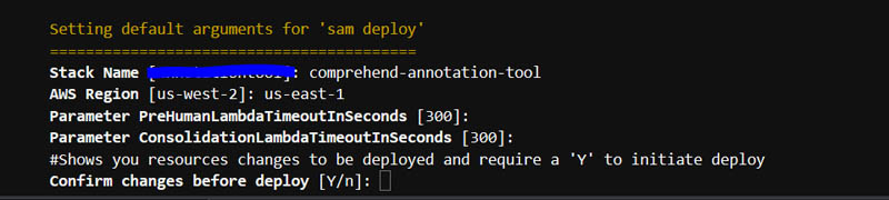 Custom document annotation for extracting named entities in documents using Amazon Comprehend