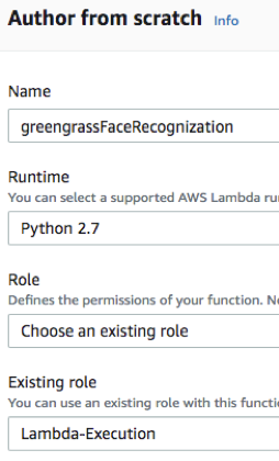 How to Install a Face Recognition Model at the Edge with AWS