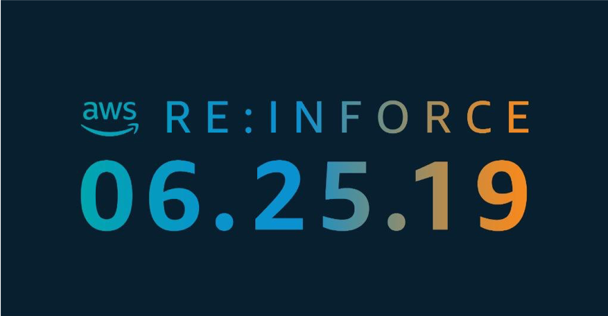 AWS re:Inforce June 25-26 2019