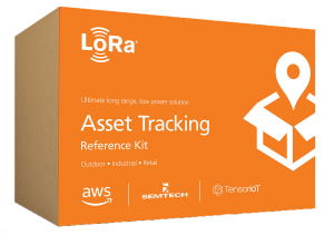 Asset Tracking Kit Box