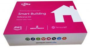 Smart Building Kit Box