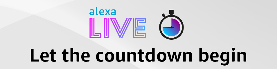 Register Now for Alexa Live 2021 to Invent the Future of Ambient Computing—Together