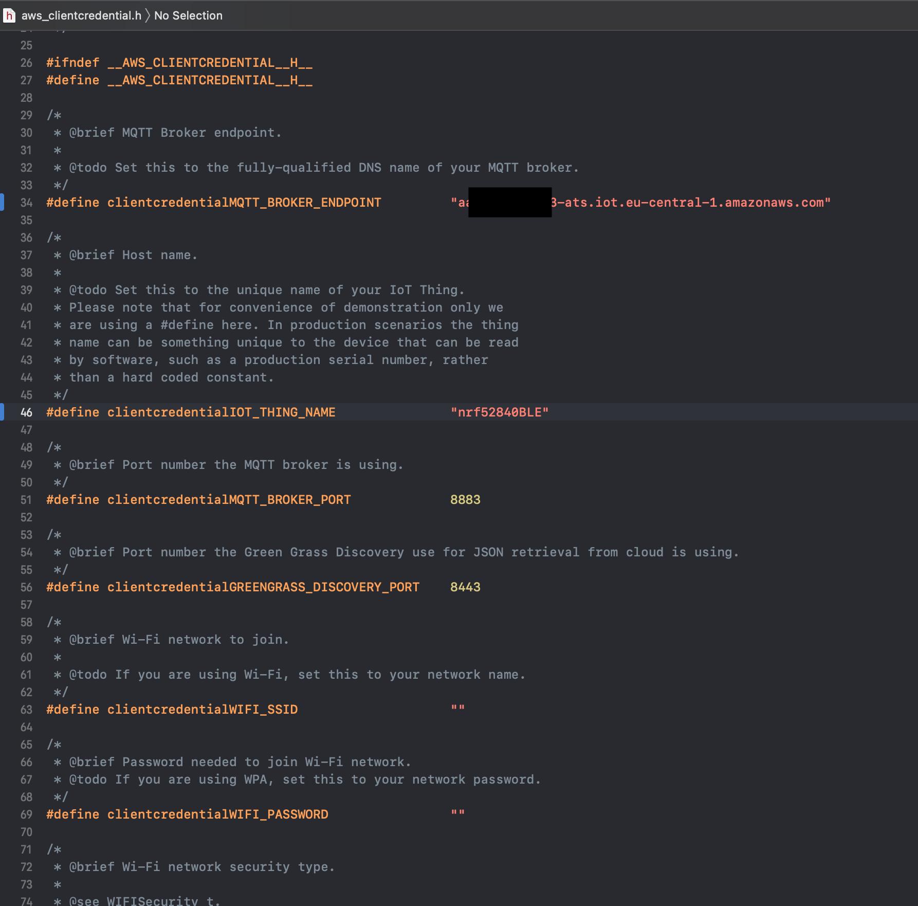 xcode_C_code