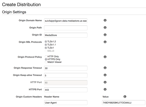 Using Amazon CloudFront and AWS Media Services | AWS Media Blog