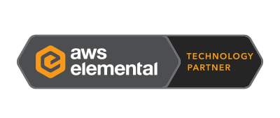 AWS Elemental Technology Partner Badge