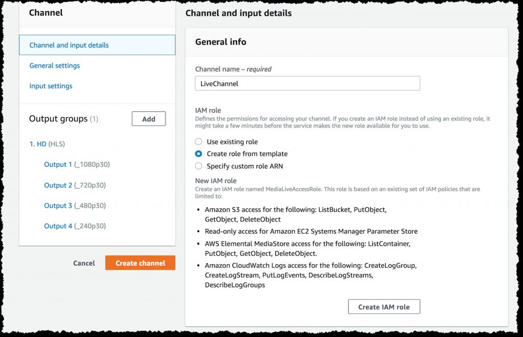 How to Send Live Video to AWS Elemental MediaStore | AWS