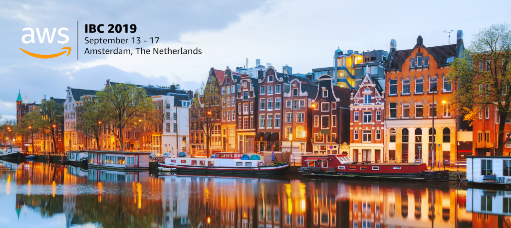 Image of Amsterdam canal and houses