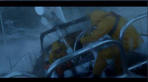 Screenshot from the movie Adrift
