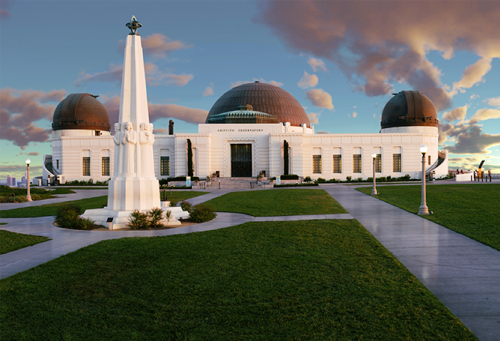 2020 Griffith Observatory