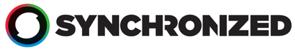 Synchronized logo