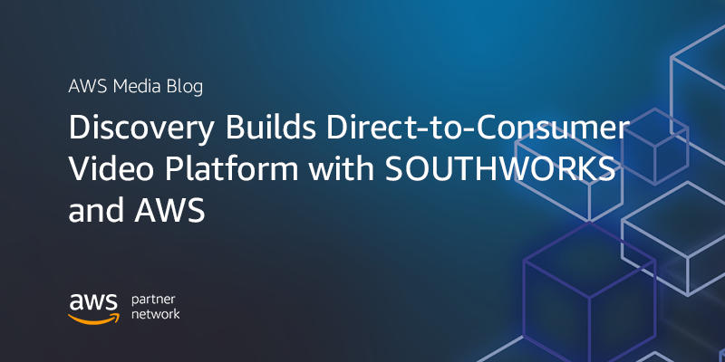 Discovery Builds Direct-to-Consumer Video Platform with SOUTHWORKS and AWS