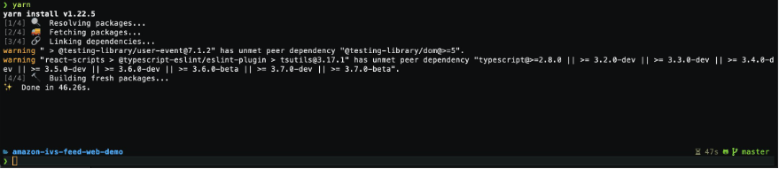 "Command Line Interface using the ""git clone"" command for this project's GitHub repository"