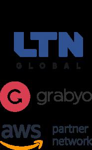 LTN Grabyo Blog Logo Lockup