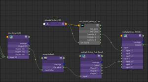 Shader Network - Adding polish nodes