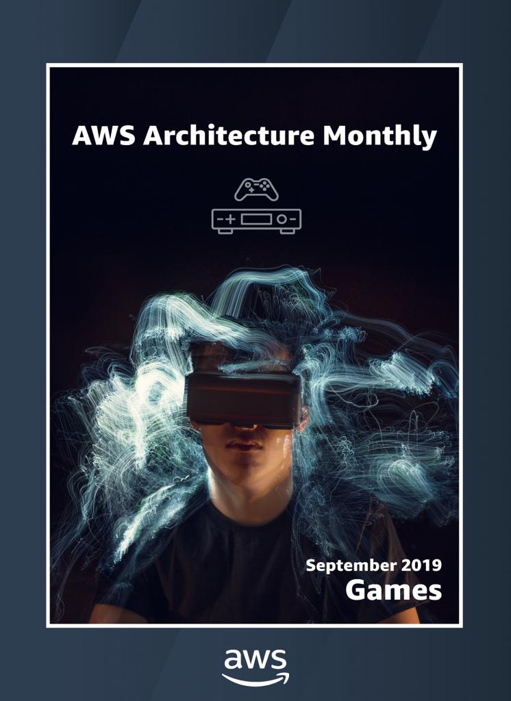 Architecture Monthyl Magazine - September 2019 (Games)