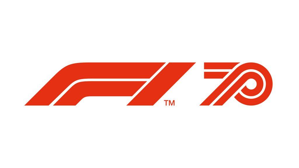 Formula 1 logo - 2020