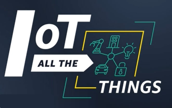 IoT All the Things logo