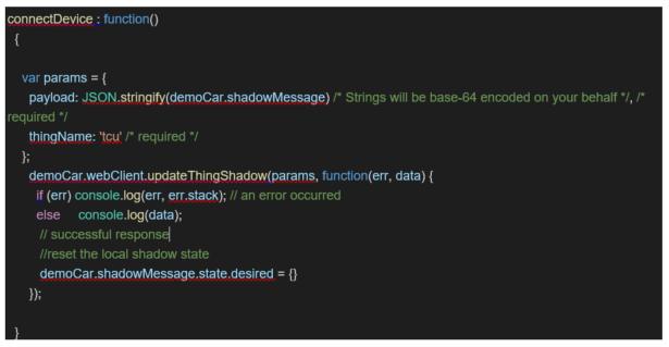 democar javascript