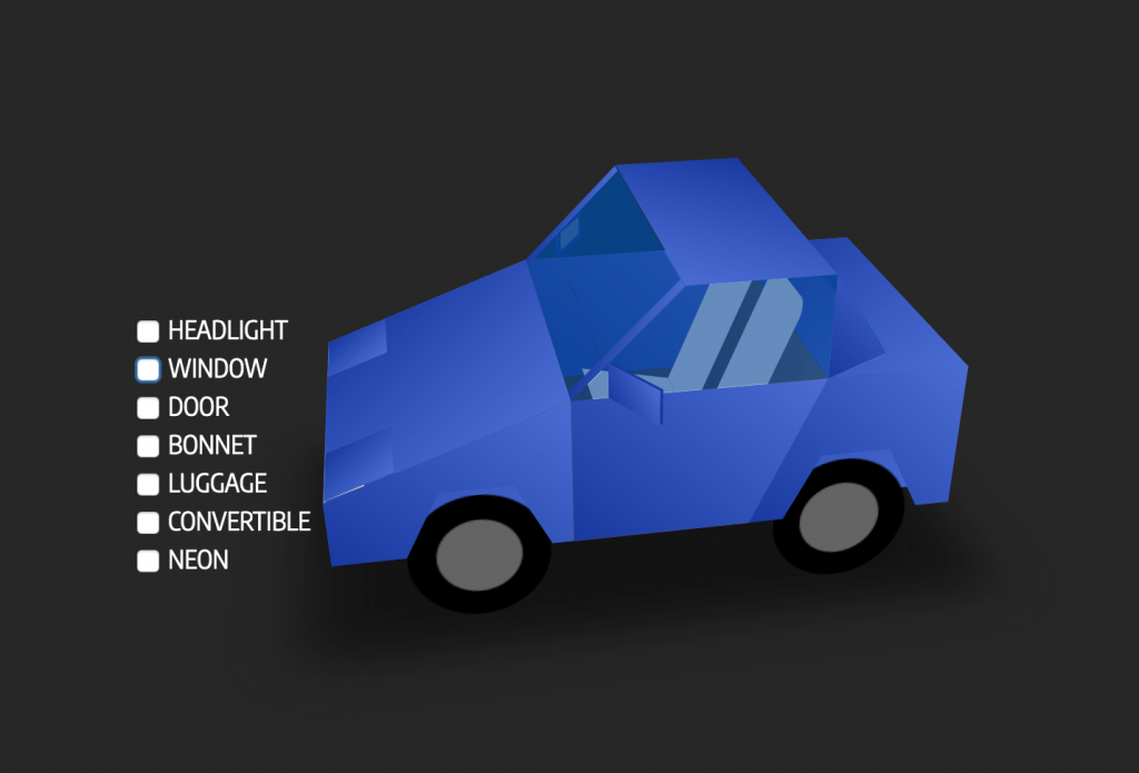 virtual vehicle model