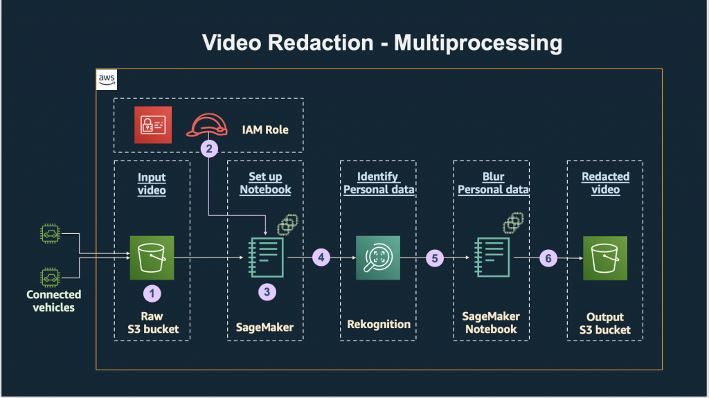 Video Redaction - Multiprocessing