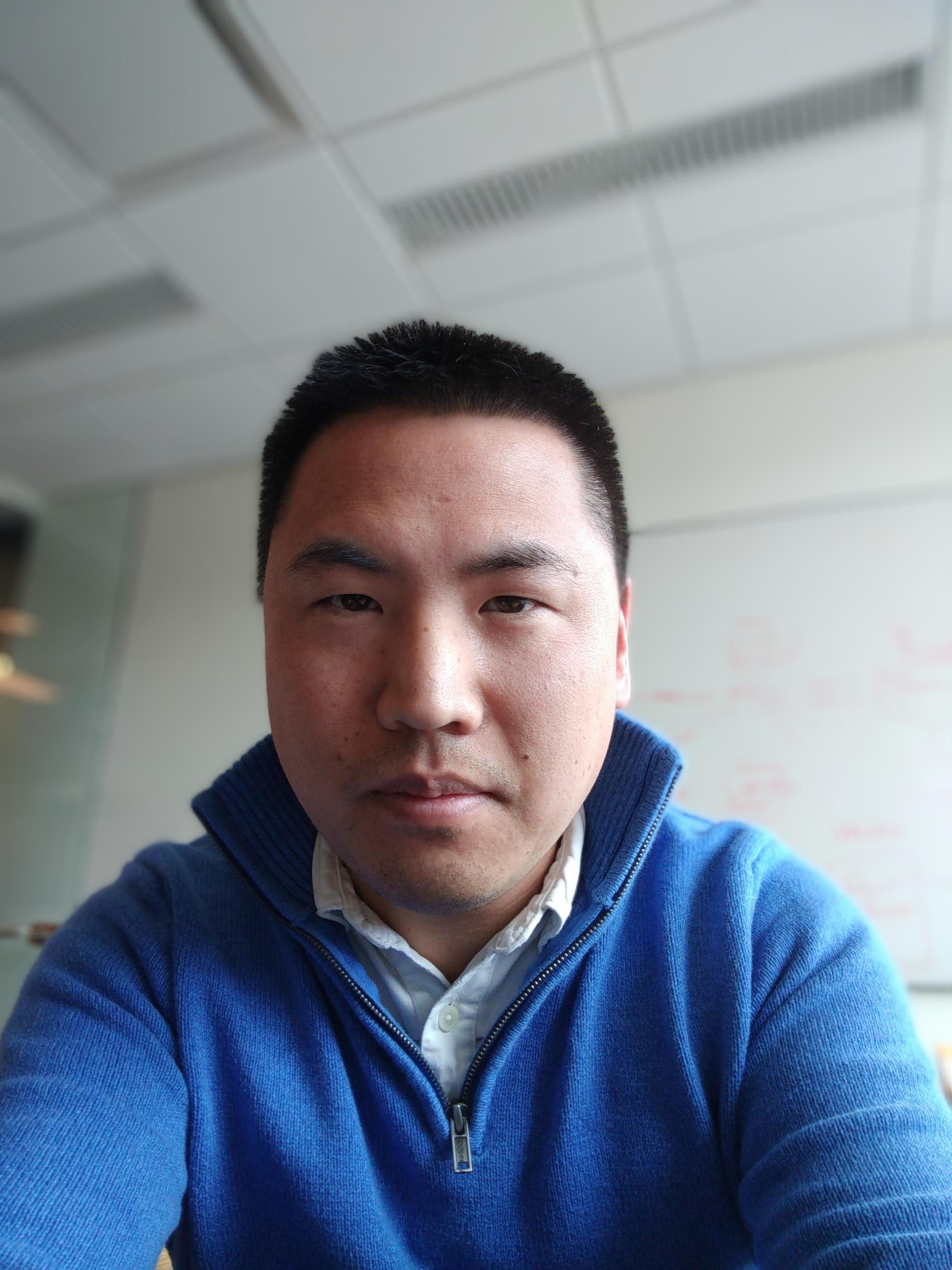 Geoff Wang