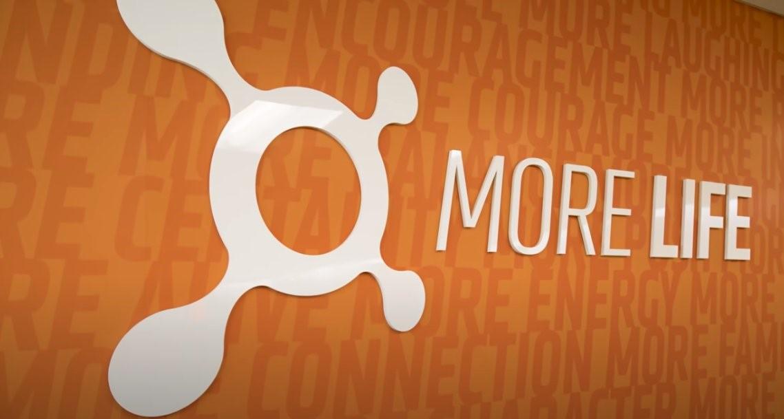 Orangetheory Fitness Graphic