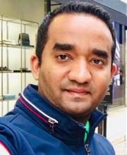 Vinodh Krishnamoorthy