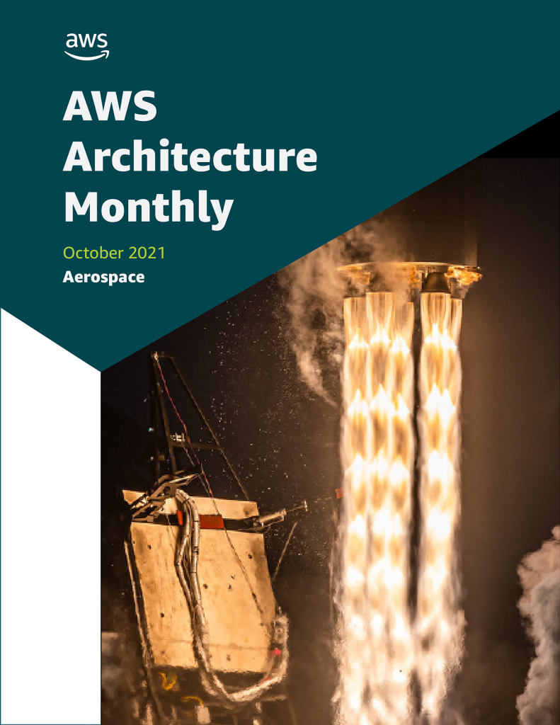 Cover of Architecture Monthly Magazine
