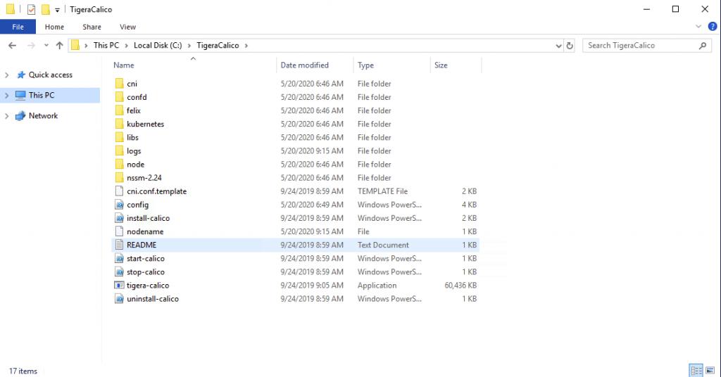 TigerCalicov3.9 Files