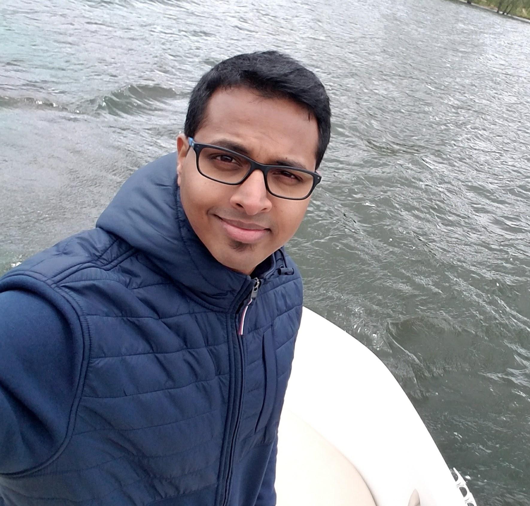 Sathiyan Baskaran