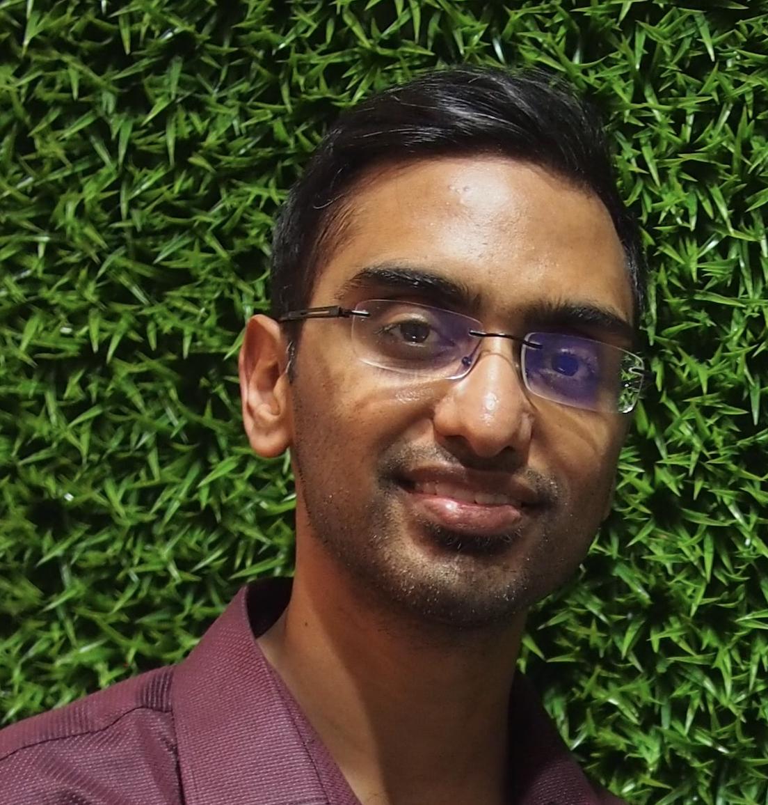 Jayanth Varavani